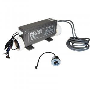 Réchauffeur HW02C avec thermostat digital intégré