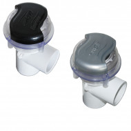 CALSPAS LED Waterfall Flow-Control Valve 1 inch