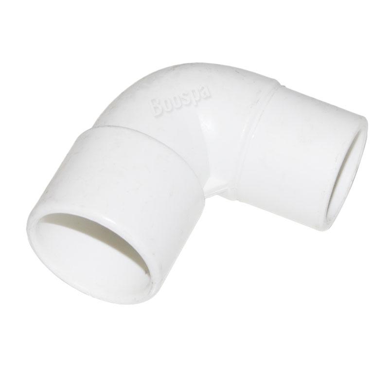 1'' PVC M/F elbow