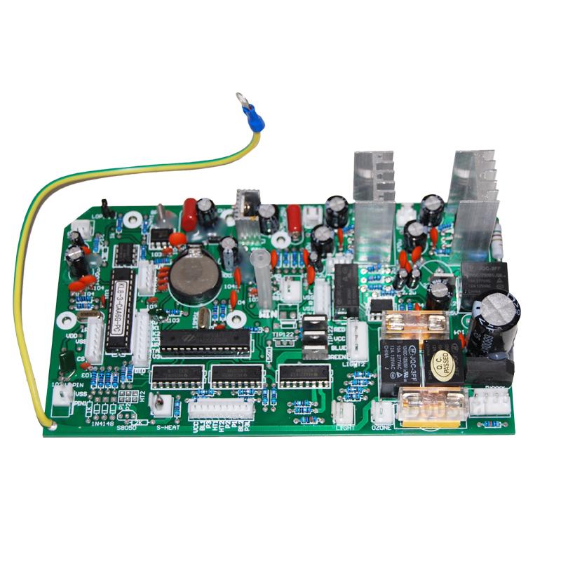Carte de gestion électronique KL8-2 3 pompes