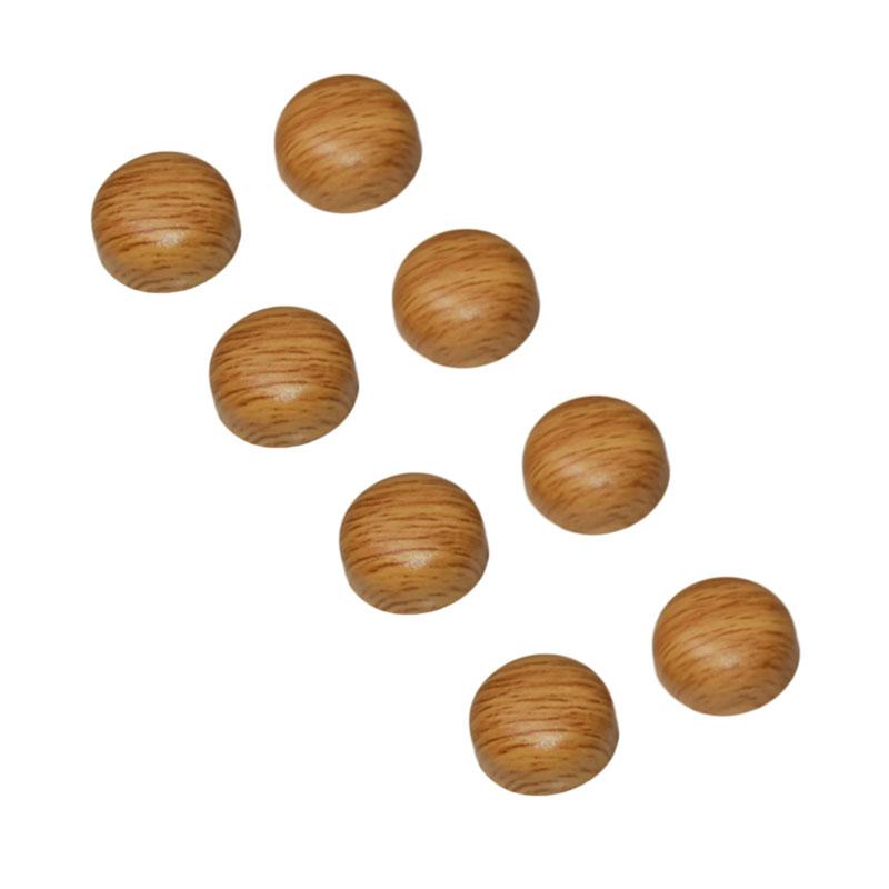 Cache vis brun pour spa X8