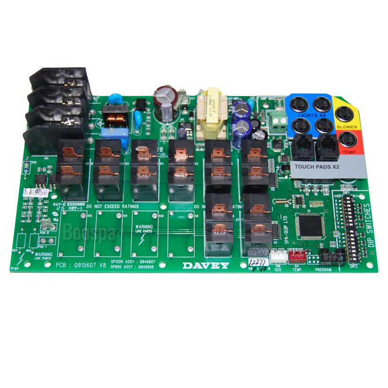 Carte électronique SP800