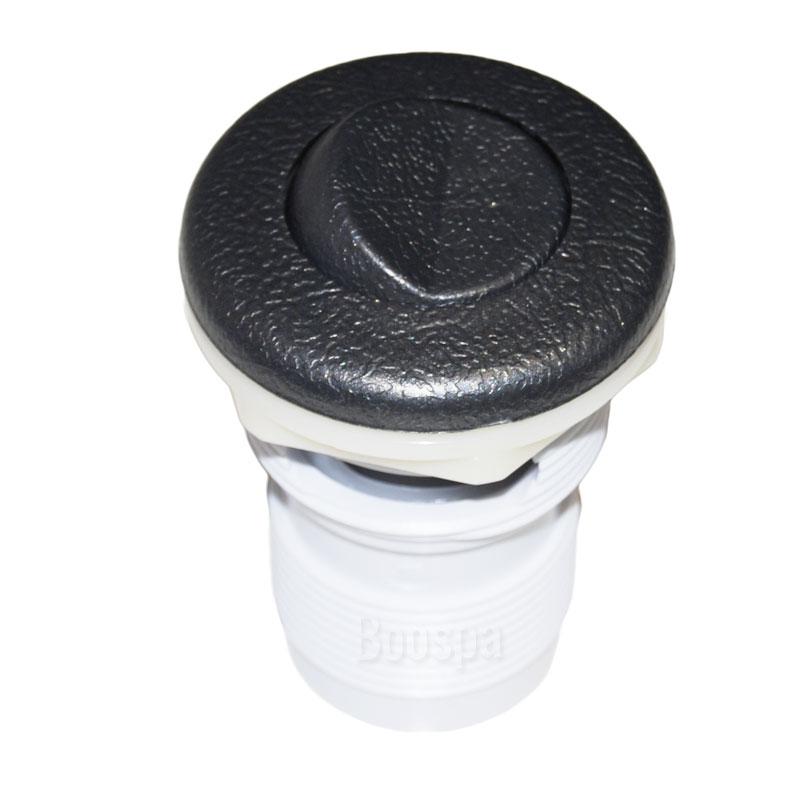 Air Control Switch Black ABS (Venturi)