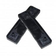 Pack de 2 Plaques universelles anti-vibration pour pompe