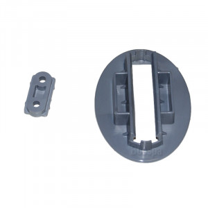 Receptacle for Jacuzzi® pillow