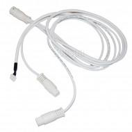 Câble éclairage LED 2 sorties standards +1