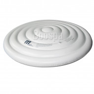 Couvercle gonflable rond pour spa gonflable MSPA