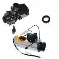 Retrofit kit pump + heater for MSPA Spas