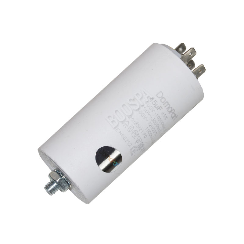40 µF Capacitor for spa pump