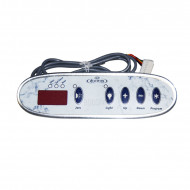 Clavier 01560-345 - 1/2 pompes pour Spa Dimension One®