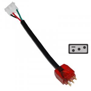 Adaptateur AMP vers Mini J&J (Pompe Bi-vitesses)