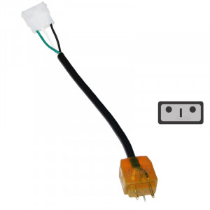 Adaptateur AMP vers Mini J&J (Ozonateur)