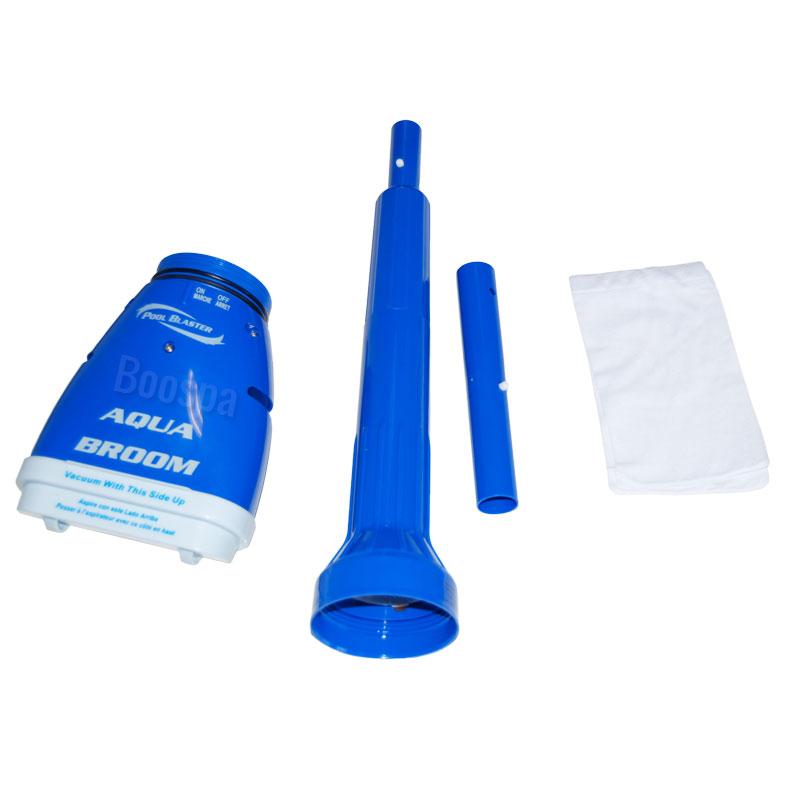 Aqua Broom electric spa vacuum cleaner