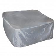 Housse de protection spa gonflable carré 4 places