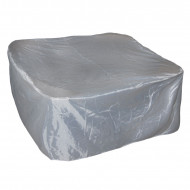 Protection Cover 4 Seats square Inflatable Spa