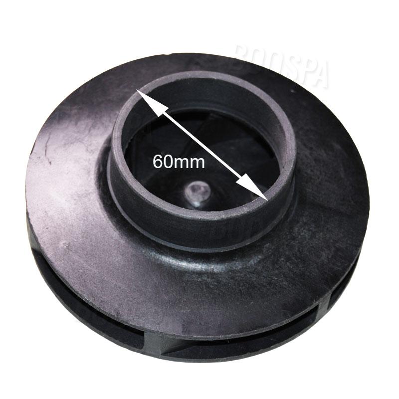Impeller LX LP/WP Diameter 116mm