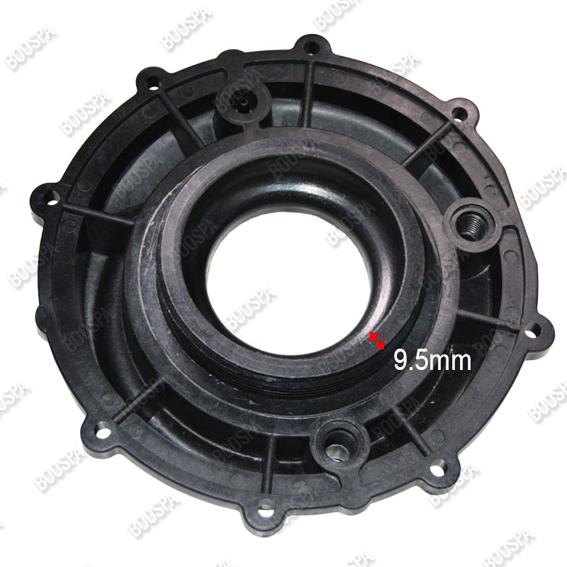 Front Faceplate for LX Pump Series WP/LP inlet 94mm