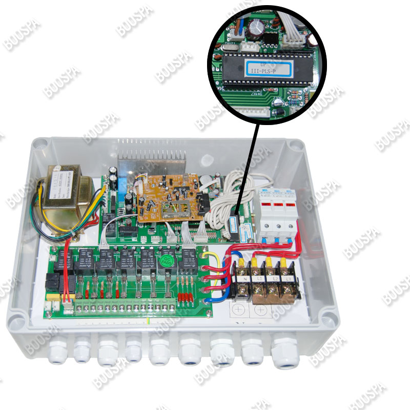 Boitier électronique PEIPS III-PLS