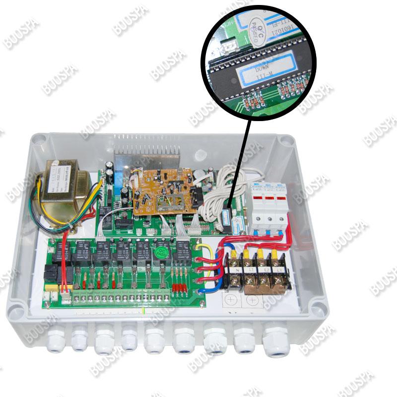 Boitier électronique PEIPS III-FL-M