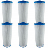Pack 6 Spa Filters (42522 / 40508/ 4CH-949 / RD800-2110 / PWW50L / 4TH-949 / 4TP-926)