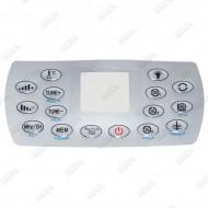 Autocollant pour clavier KL8-3