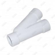 Té 3/4'' 30° PVC pour tuyau de spa