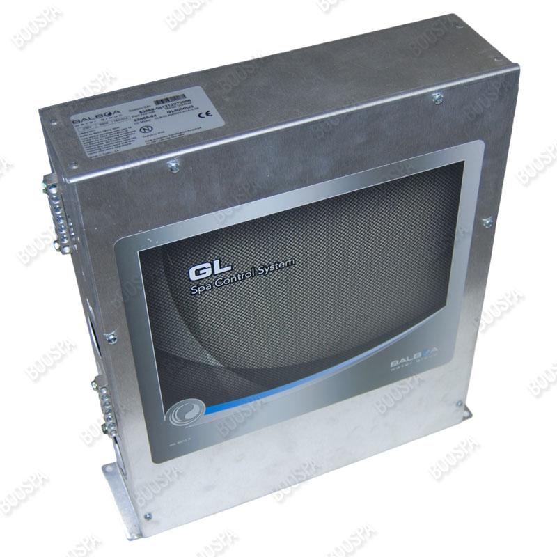 Carcasse de boitier GL8000