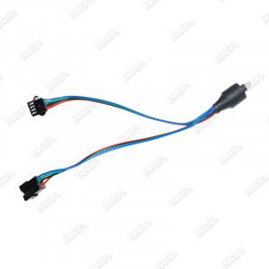 Câble LED connexion RGB 2 broches