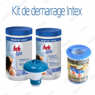 Starter kit for INTEX inflatable spa