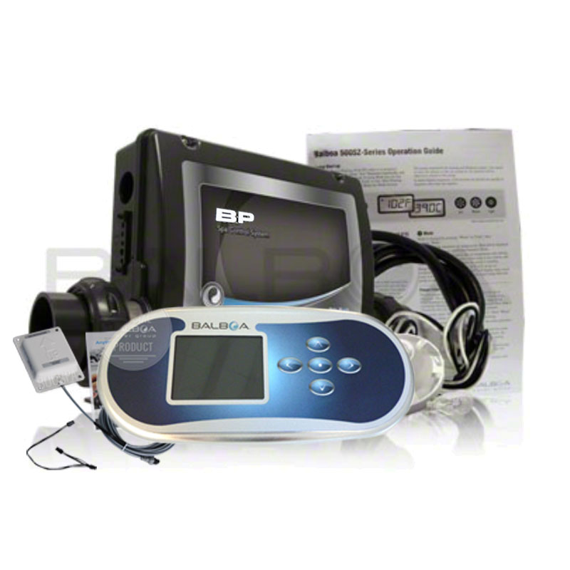 Système électronique complet TP900 + BP2100 + Wifi