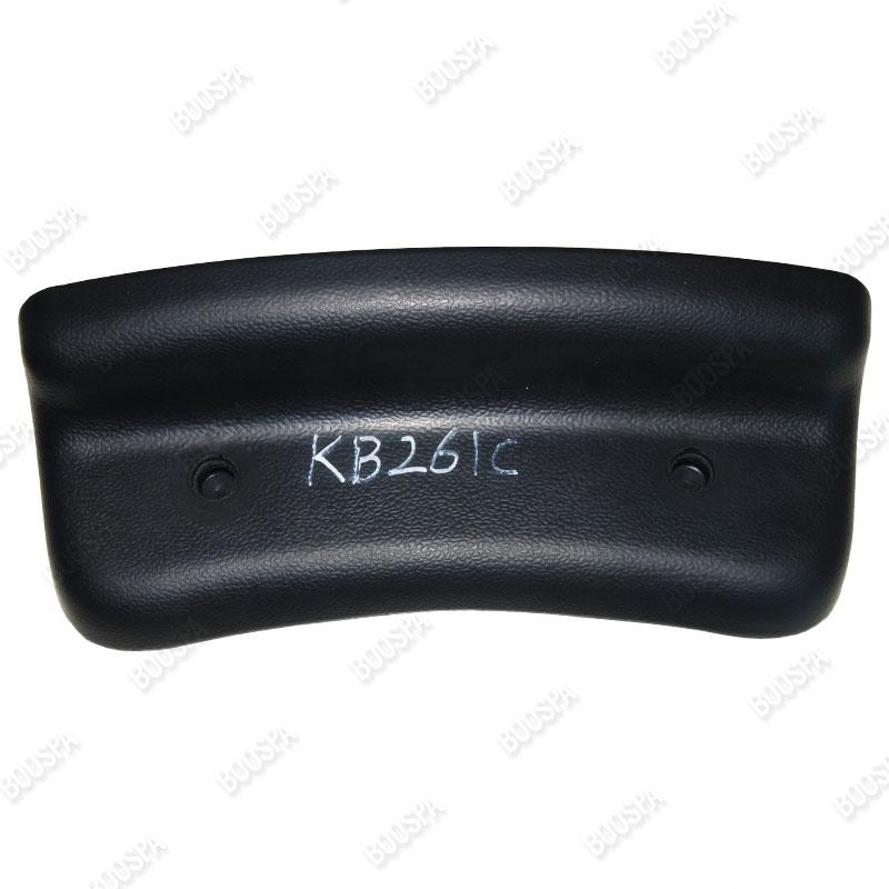 Appui-tête courbé KB261C pour spa