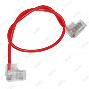 Câble pontage pour carte électronique