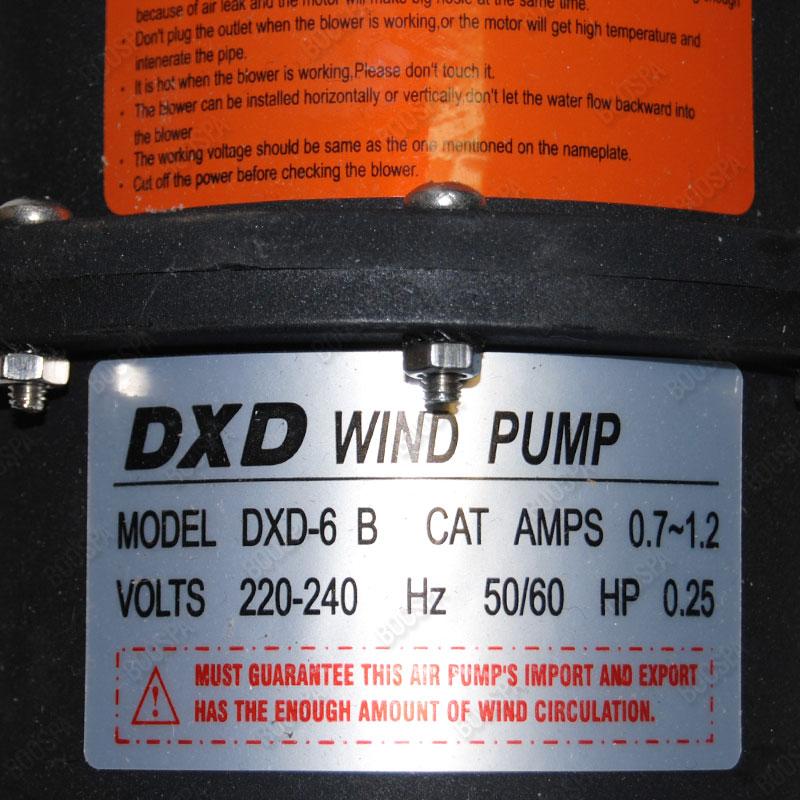 Blower DXD-6B