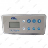 Clavier de commande VitaSpa Selectron Plus