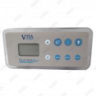VitaSpa Selectron Plus Control Panel