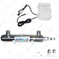 Complete UV disinfection system PP-I