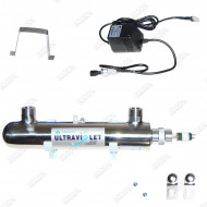 Complete UV disinfection system PP-I - New generation