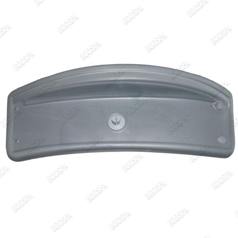103420 Straight headrest for Maax® spas