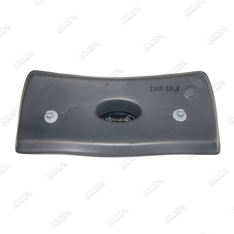 8-05-0115 Straight headrest for Clearwater® spas