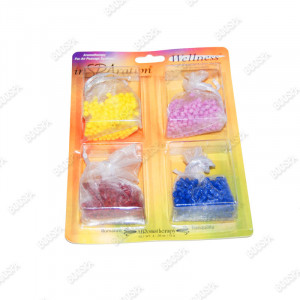 Wellness Fragranced Beads for Aromatherapy Canisters