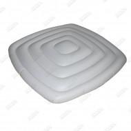 Couvercle gonflable carré pour spa gonflable MSPA