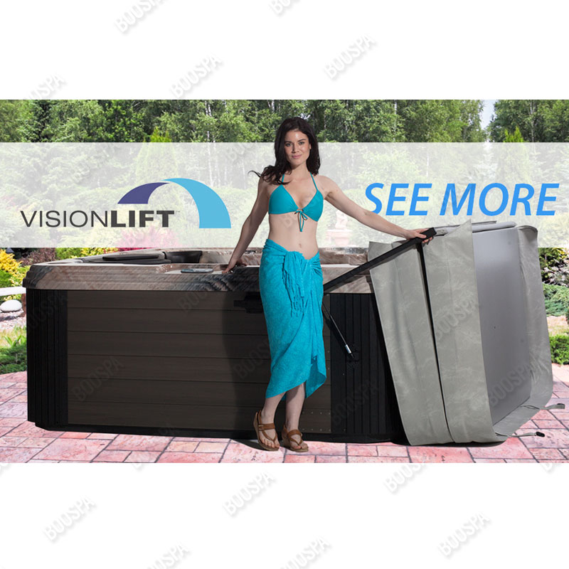 Vision Lift spa cover lifter
