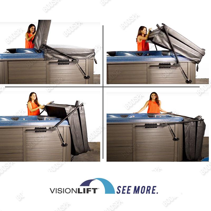 Lève couverture de spa Vision Lift