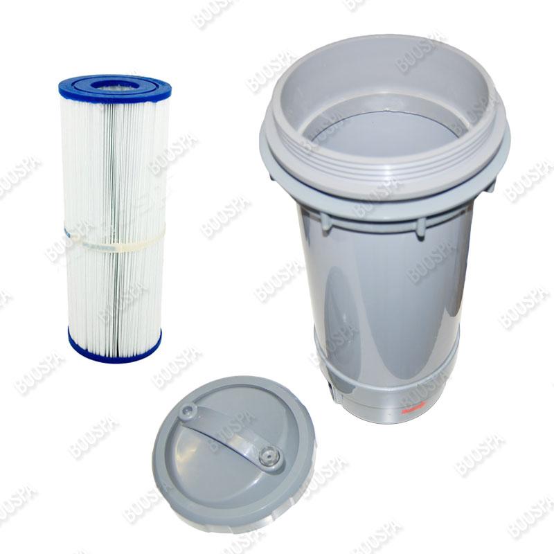 Système de filtration en série
