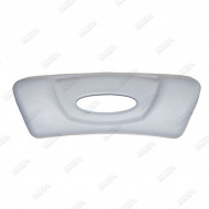AF00043 and AF00035 straight headrest for Wellis® spas