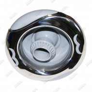 Jet 5'' (127mm) Directionnal V1 Grey Wellis