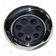Jet 5'' (127mm) Multi-Massage V1 Black Wellis