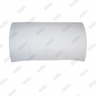 AF00030 straight headrest for Wellis® spas