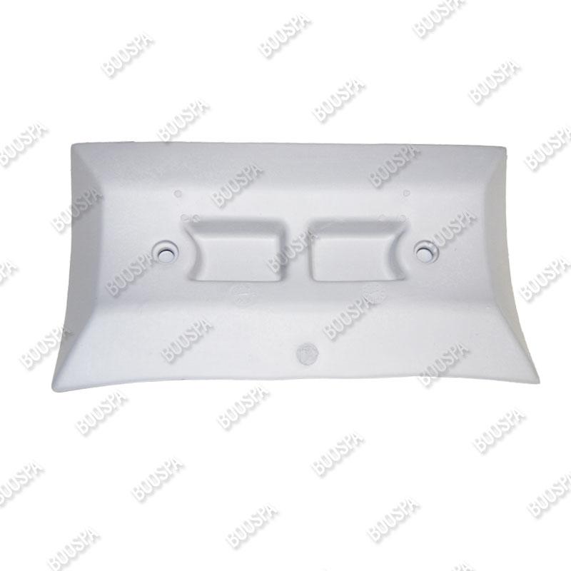 AF00030 straight headrest for Wellis® spas