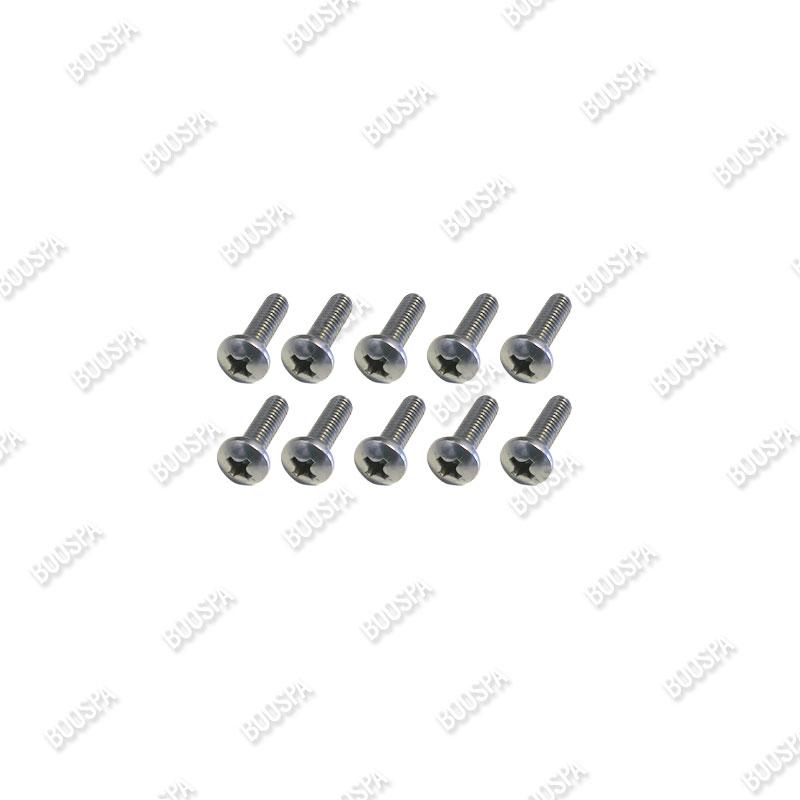 Pack of 10 screws for WATERWAY parts
